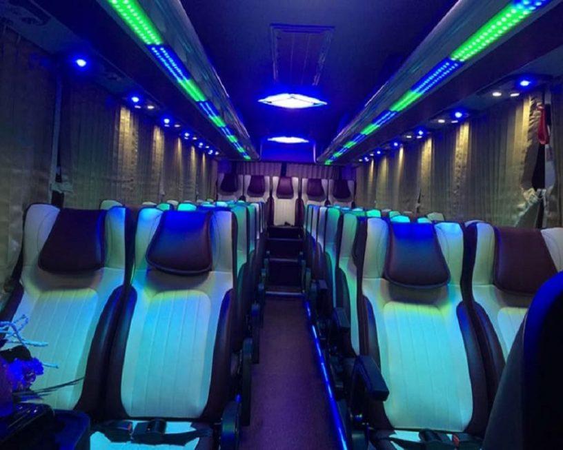 Xe 34 Luxury Hà Nội – Sapa